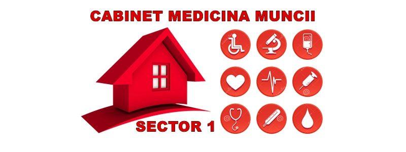 Cabinet Medicina Muncii Sector 1