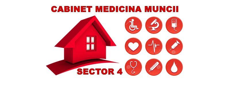 Cabinet Medicina Muncii Sector 4