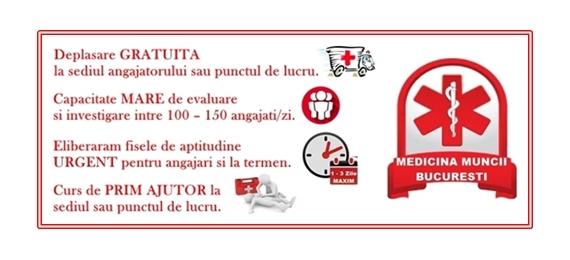 Medicina Muncii Bucuresti