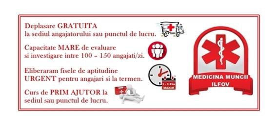 Medicina Muncii Ilfov