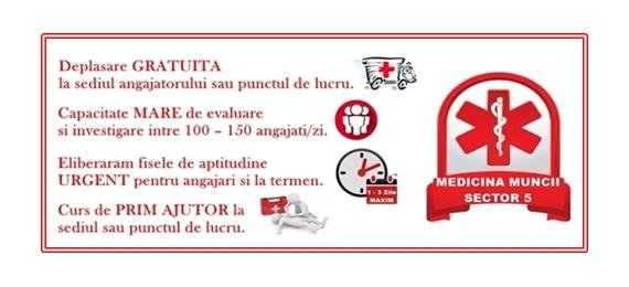 Medicina Muncii Sector 5